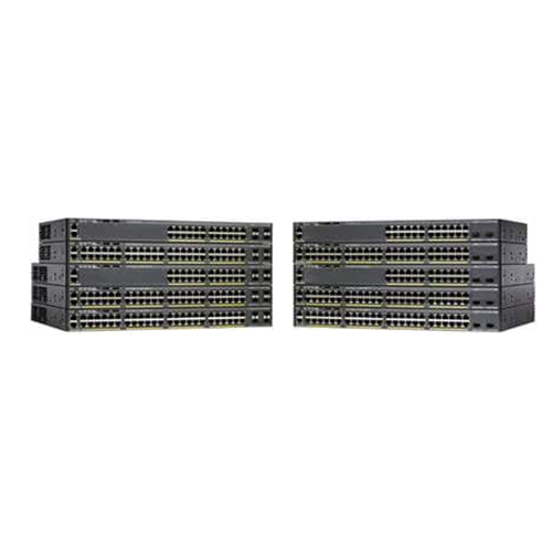 Cisco Catalyst 2960 X and 2960 XR Series Switches